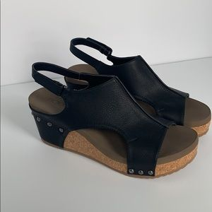 Boutique by Corky's London Wedge Sandal